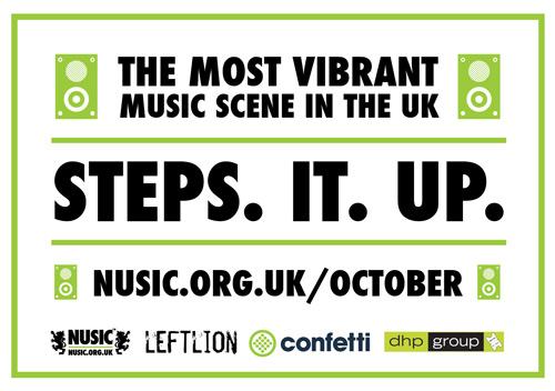 Steps. It. Up. October 2012