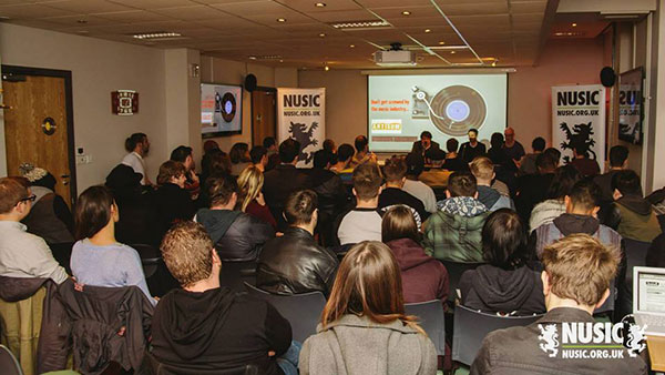Nusic Academy Workshop - Free advice for Nottingham musicans